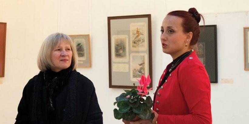 """В Русе бе открита изложбата """"Птиците в изкуството и цар Фердинанд I"""""""
