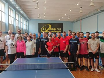 Адриана Михайлова и Сунай Фаризов спечелиха турнирите по тенис на маса на РКСЗ - Русе