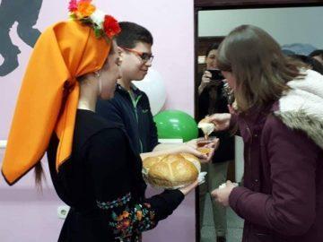 """Доброволци от Франция и Италия се включват в дейностите на Общински младежки дом - Русе и сдружение """"Вдъхновение"""""""