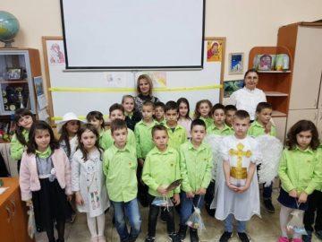 """На 25 март в ОУ """"Иван Вазов"""" се проведе празник, посветен на жената - майка"""