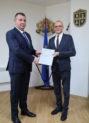 Народният представител Пламен Нунев поздрави жителите на Иваново по повод 40 години от създаването на общината
