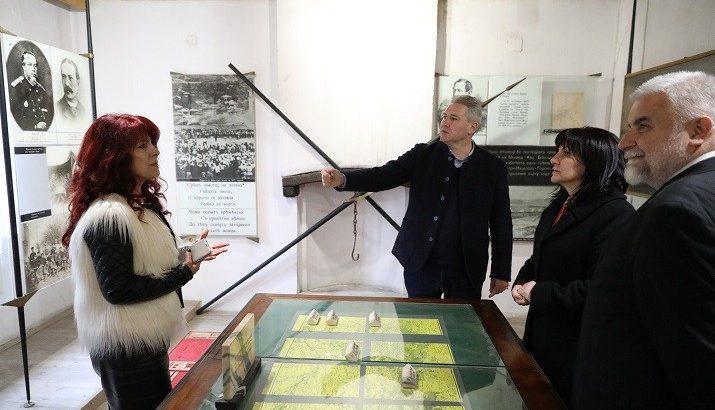 Председателят на Народното събрание и народните представители от ГЕРБ в 19-и МИР – Русе посетиха Бяла