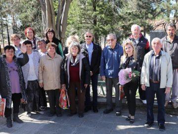 Народните представители от ГЕРБ поздравиха жителите на Могилино по повод Благовещение