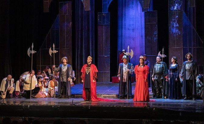 """Държавна опера - Русе представи с голям успех """"Дон Карлос"""" на МФ """"Мартенски музикални дни"""""""