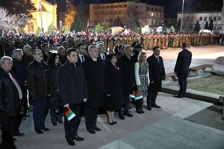 Народните представители от ГЕРБ в 19-и МИР – Русе участваха в честване по повод Освобождението в Бяла