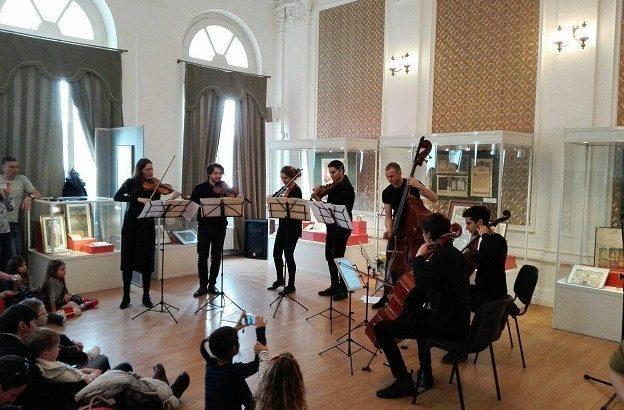 Концерт на възглавници ще се проведе в РИМ - Русе