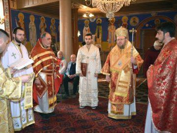 Русенският митрополит Наум посети Тетово