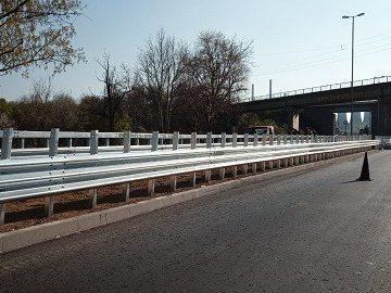 """Завършва реконструкцията при """"тапата"""" на Дунав мост 1"""