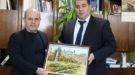 Областният управител на Русе прие поздравления по повод своя рожден ден