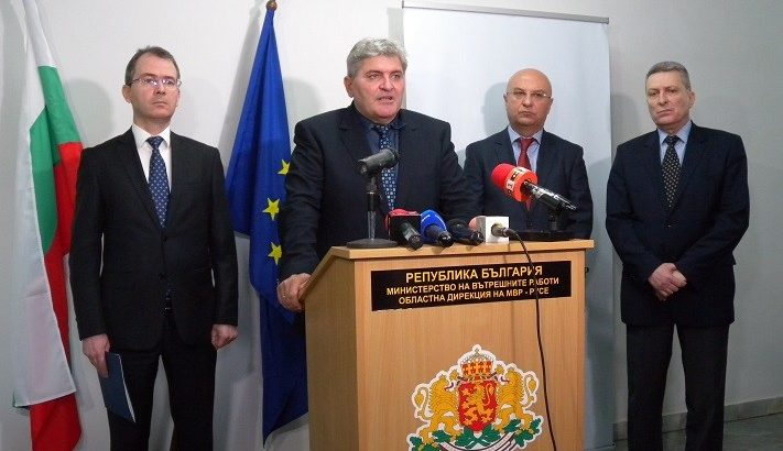Директорът на ОД на МВР - Русе Т. Атанасов: Петте умишлени убийства през 2018 година са разкрити