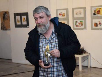 Русенският художник Валентин Георгиев