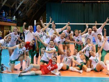 волейболистки българия