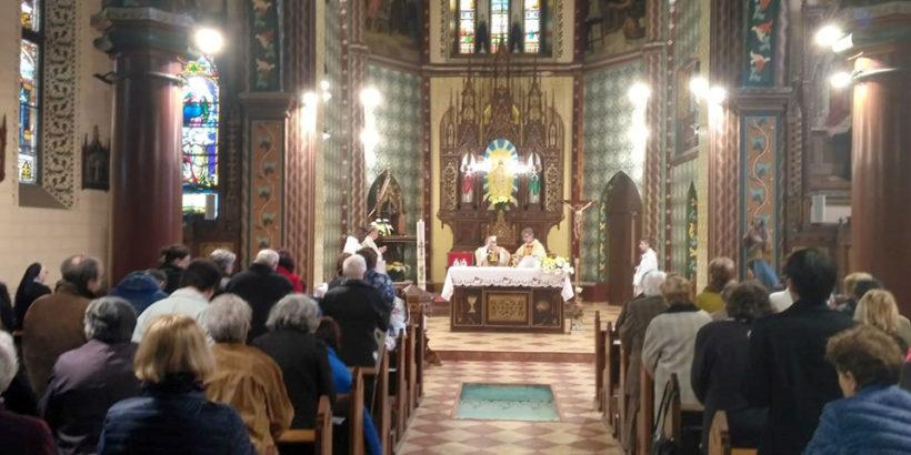католици великден църква
