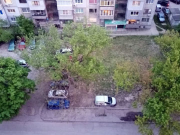 паркинг блок дружба