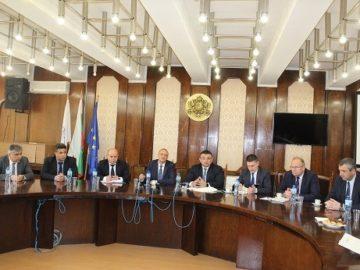 Министърът на вътрешните работи посети Русе