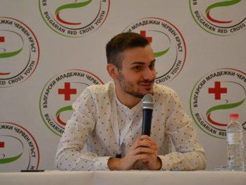 Станимир Бояджиев е избран за председател на БМЧК