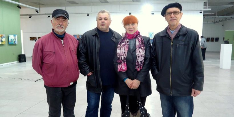 "Пролетен салон ""Русе - моят град"" бе открит на 3 април"