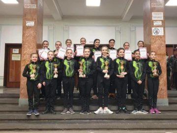 """Freedom dance studio спечели 9 награди от втория национален конкурс """"Танцова въртележка"""""""