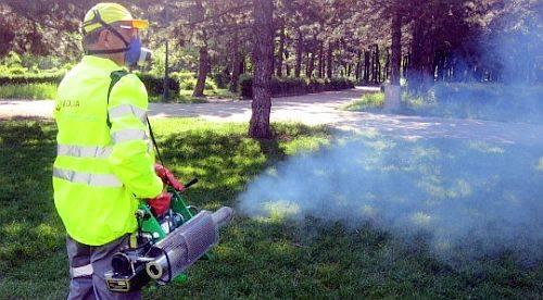 Предстои наземно пръскане срещу кърлежи и комари в Гюргево