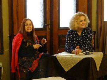 Даниела Викторова представи най - новата си стихосбирка в Русе