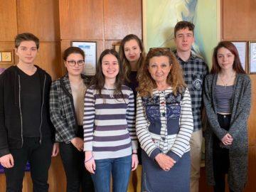 Ученици на НУИ - Русе ще свирят в кралския театър във Варшава по повод Деня на Европа