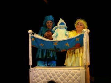 """Кукленият театър представя """"Добро утро, лека нощ !"""" на 5 май"""