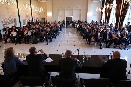 Граждански диалог на тема образование се проведе в Русе