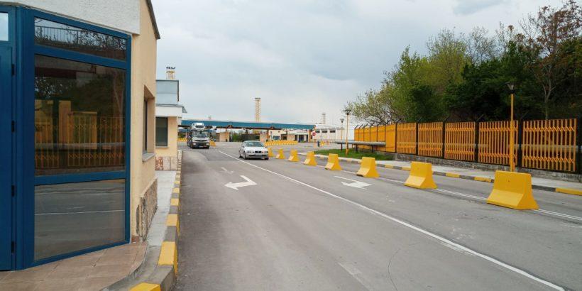 """Пуснаха движението през новия пункт на ГКПП """"Дунав мост"""""""