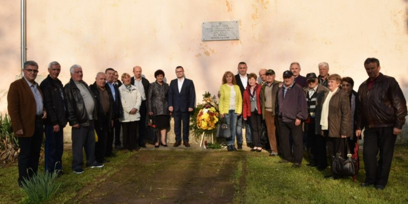 Пенчо Милков поздрави социалистите в Новград по повод техния 100-годишен юбилей