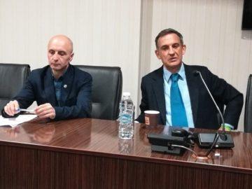 Кандидатът за евродепутат Стефан Тафров посети Русе тази вечер