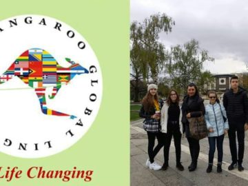 """Дойче шуле с петима участници в националния кръг на """"Kangaroo Global Linguistics 2019"""