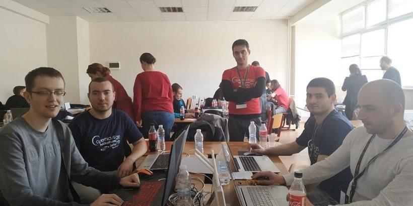 Студенти от Русенския университет участваха в първия в България хакатон по европейската програма за наблюдение на Земята – Коперник