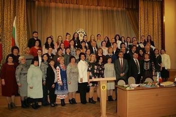 Преподаватели от Русенския университет бяха гости на ХХХ Републиканска олимпиада по български език и литература в Кишинев