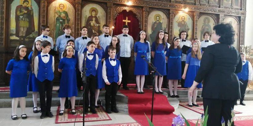 Детски младежки хор Свети Георги Победоносец