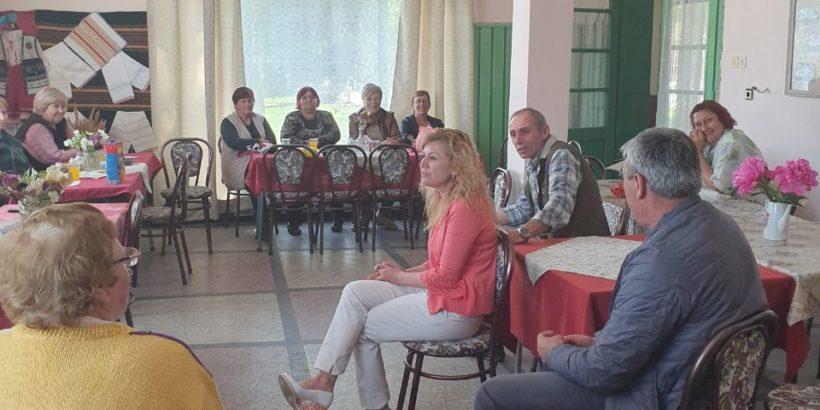 Народният представител Светлана Ангелова: Изборите за Европейски парламент са важни, защото по този начин променяме Европа и България