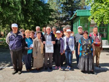 Предизборна хроника: Народният представител Светлана Ангелова: Могилино е добър пример за това как по-малките населени места могат да се развиват успешно