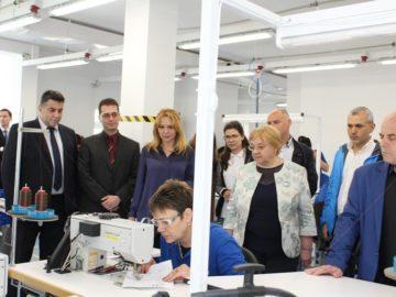 Тази сутрин бе открит центърът за обучение на персонал на Бадер България Мениджмънт