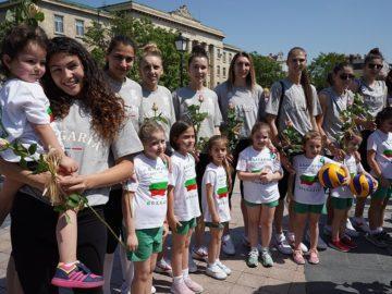 волейбол жени русе
