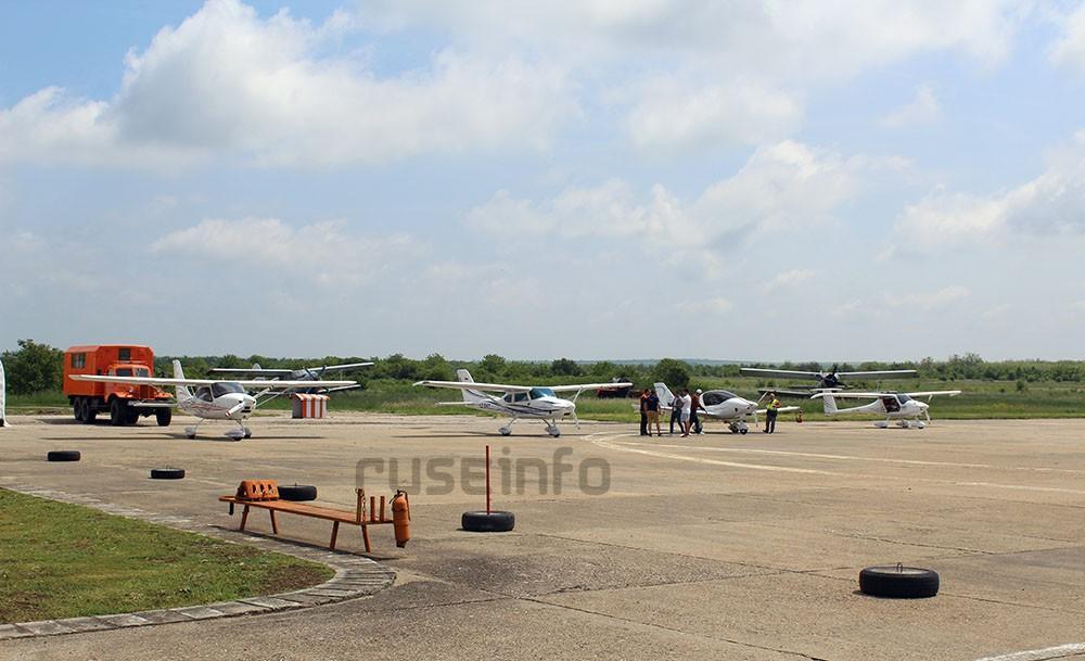 малки самолети летище русе 2019 авио рали 1