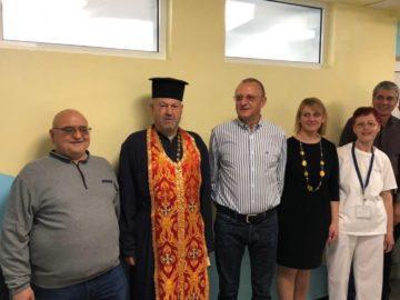 Народният представител Пламен Нунев присъства на откриването на нов медицински център в Русе