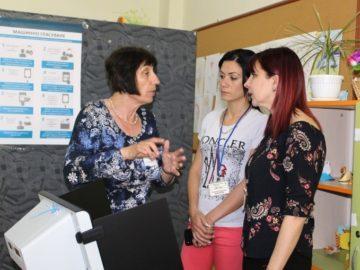 Председателят на РИК - Русе провери лично работата на няколко избирателни секции