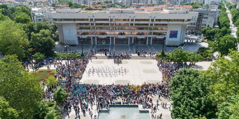 Стотици русенци се включиха в шествието по повод 24 май