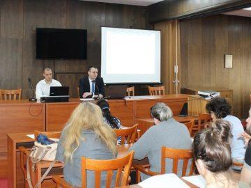 Проведе се публично обсъждане на предложението за изменение на интегрирания план за градско възстановяване и развитие на Русе