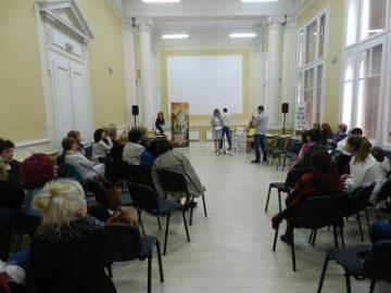 """Наградата """"Библиотека на годината от област Русе"""" отиде в село Екзарх Йосиф"""
