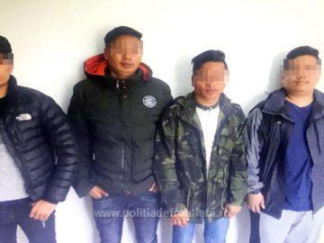 Четирима непалци задържаха на Дунав мост 1 при опит за неправомерно преминаване