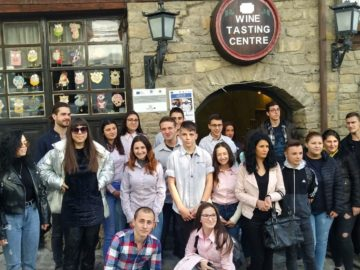 ПГ по туризъм - Русе участва в проекта Sommilabour