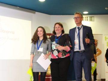 """Второ място за ученичка от МГ """"Баба Тонка"""" - Русе на международна олимпиада по английски език"""