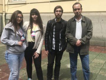 Отборът на СУЕЕ се представи достойно на националното ученическо състезание по дебати