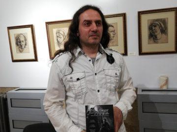 """Явор Цанев представи новия брой на списание """"Дракус"""" тази вечер"""