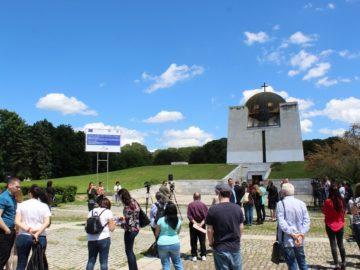 Започна ремонтът на Пантеона на възрожденците